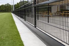Infill Guard - 200mm high- coated